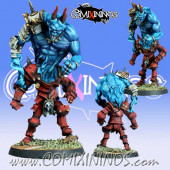 Evil - Possessed Evil Warrior - Meiko Miniatures
