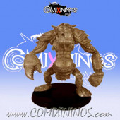 Big Guy - Michel Mutated Troll of Evil Pact Team - Uscarl Miniatures