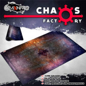 Creepy Park Neoprene Pitch with 34 mm Squares - Chaos Factory
