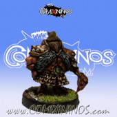 Evil Dwarves - Evil Dwarf Blocker nº 2  - Uscarl Miniatures