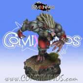 Necromantic - 3D Printed Eternals Werewolf n º 1 - RN Estudio