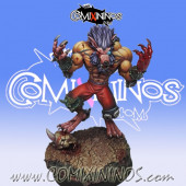 Necromantic - 3D Printed Eternals Werewolf n º 2  - RN Estudio