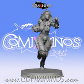 Amazons / Humans - New Sara Star Player - Willy Miniatures