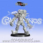 Goblins / Underworld - Gobfreak Goblin Lineman H - Games Miniatures
