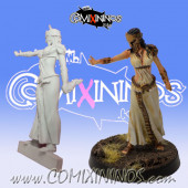 Norses / High Elves - Nicea the Slayer or Spartan Coach - Meiko Miniatures