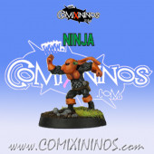 Goblins - Goblin nº 7 Ninja of GOBham Asylum Team - Labmasu