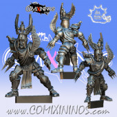 PRE-ORDER - Balian Noble Blitzer Star Player - Meiko Miniatures