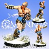 Norses - Resin Norse Runner nº 1 - Meiko Miniatures