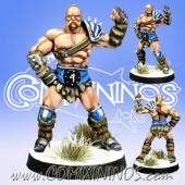 Norses - Norse Lineman nº 4 - Meiko Miniatures