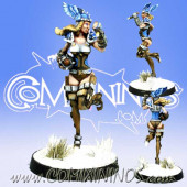 Norses - Norse Sara Star Player - Meiko Miniatures
