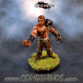 PAINTED RevaBowl Norse Thrower