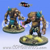 Norses - Yeti nº 2 Snow Troll Star Player - Goblin Guild