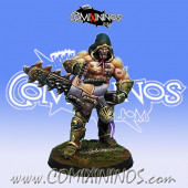 Rotten / Evil - Lords of Corruption Star Player with Chainsaw - Willy Miniatures