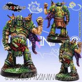 Rotten - Rotten Warrior nº 1 - Meiko Miniatures