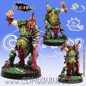 Rotten - Rotten Warrior nº 3 - Meiko Miniatures