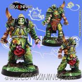 Rotten - Rotten Warrior nº 4 - Meiko Miniatures