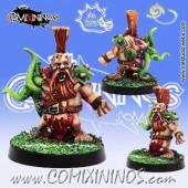 Rotten - Dwarf Rotter - Meiko Miniatures