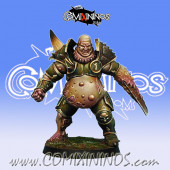 Rotten / Evil - Lords of Corruption Leader Star Player - Willy Miniatures