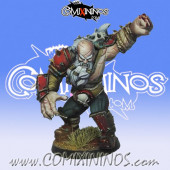 Big Guy - Ogre of Evil Pact Team - SP Miniaturas
