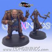 Ogre and Vampire Sportcasters - Mystery Studio