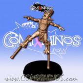 Ogres - 3D Printed Stampede Tiny nº 7 Pogo Jumper - RN Estudio