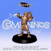 Ogres - 3D Printed Stampede Tiny nº 9 Bomber - RN Estudio