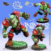 Orcs - Orc Blitzer nº 3 - Meiko Miniatures