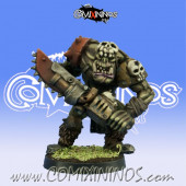 Orcs - Orc Chainsaw Star Player - Goblin Guild