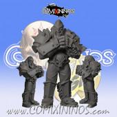 Evil Pact - Orc Renegade - SP Miniaturas