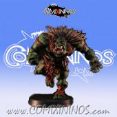 Orcs - Orc Kicker Blitzer - Punga Miniatures
