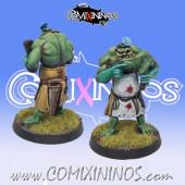 Orcs - Orc Apothecary - Goblin Guild
