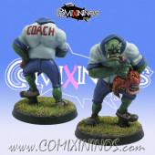 Orcs - Orc Coach - Goblin Guild