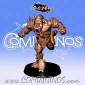 Orcs - Kicker Lineman nº 4 / 4 - RN Estudio