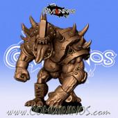 Big Guy - 3D Printed Troll of Orc Team - RN Estudio
