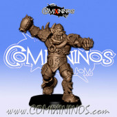 Orcs - Mold Casted Thrower nº 1 / 6 - RN Estudio