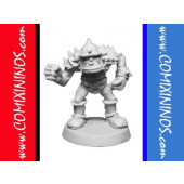 Orcs  - Orc Lineman nº 1 / 2nd Ed. Used - Games Workshop