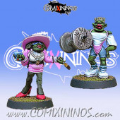 Orcs - Team Owner and Trainer Set of 2 - Shadowforge