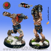 Norses - Set of Norse Berserkers nº 1 and 2 - Mano di Porco