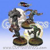 Evil Pact - Set of 4 Animosity Renegades - SP Miniaturas