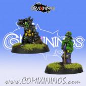 Goblins - Batgoblin and Riddle Set of 2 Gobham Extra Players - Labmasu