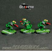 PAINTED - Chameleon nº 1 - Lizardmen