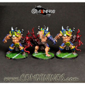 PAINTED Mutated Ogre - Evil Pact