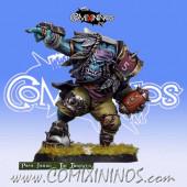 Orcs - Papa Jambo The Thrower - Big Child / RN Estudio