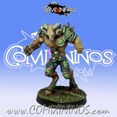 Rotten - Resin Pestigor nº 2 Lords of Corruption - Willy Miniatures