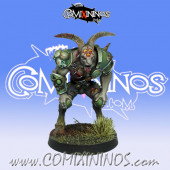 Rotten - Resin Pestigor nº 4 Lords of Corruption - Willy Miniatures