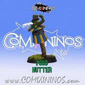 Goblins - Goblin nº 11 Pogo Hutter of GOBham Asylum Team - Labmasu