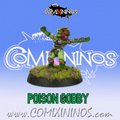 Goblins - Goblin nº 8 Poison Gobby of GOBham Asylum Team - Labmasu
