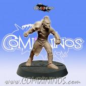 Pro Elves - Resin Lineman nº 3 Blazing Meteors - Iron Golems