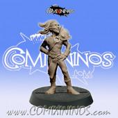 Pro Elves - Resin Lineman nº 7 Blazing Meteors - Iron Golems