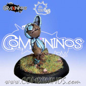 Halflings - Puppet Catcher nº 2 - Meiko Miniatures